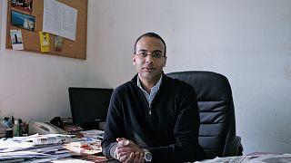 حسام بهجت، المدير التنفيذي للمبادرة المصرية للحقوق الشخصية