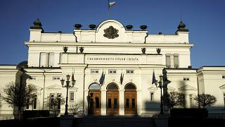 Das bulgarische Parlament