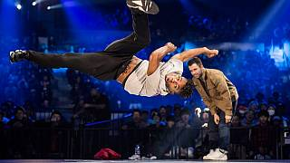 Exploring the art form of ''breakdancing''