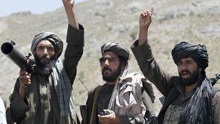مقاتلون في حركة طالبان (أرشيف)