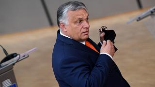 PM Viktor Orbán is at odds with Brussels over a new, highly controversial law.