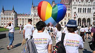 LGBTQI+-Diskriminierung: EU-Kommission geht gegen Ungarn und Polen vor