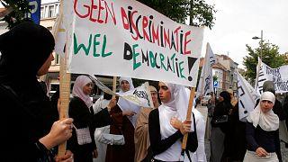 Belgium Schools Headscarf
