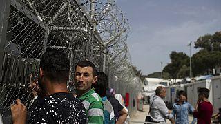 Göçmen kampı