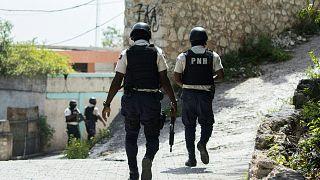 Haiti seeks more suspects in president's assassination probe