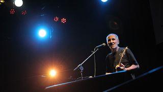 Петр Мамонов. 2011 год