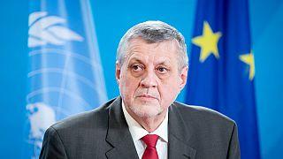 Birleşmiş Milletler (BM) Libya Özel Temsilcisi Jan Kubis