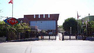 TRT stüdyosu