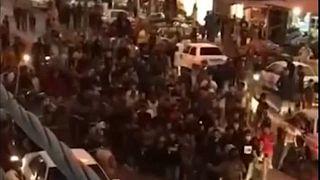İran'da su krizi protestolara neden oldu