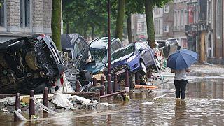 Hochwasser: Lage in Lüttich noch nicht unter Kontrolle - weitere Tote befürchtet