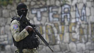 Haiti sotto assedio.