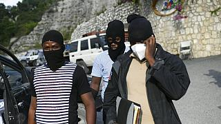Mercenários acusados de assassinar o presidente do Haiti