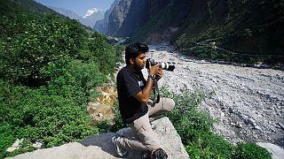 دانش صدیقی، عکاس خبرگزاری رویترز که صبح جمعه در افغانستان کشته شد
