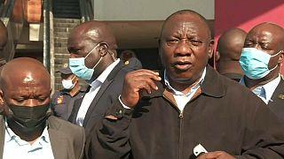 Le président sud-africain va poursuivre les instigateurs des émeutes