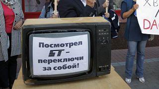 Ellenzékiek már 2015-ben a sajtószabadságot féltették Belaruszban