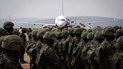 Le Mozambique demande l'aide militaire de la SADC