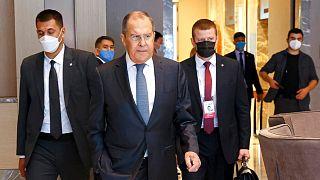 وزیر امور خارجه روسیه