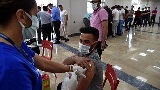 Türkiye'deki Covid-19 aşı kampanyası