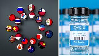 نشست مجازی سازمان همکاریهای اقتصادی آسیا و اقیانوسیه