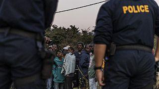 Afrique du Sud : la police à la recherche des objets volés