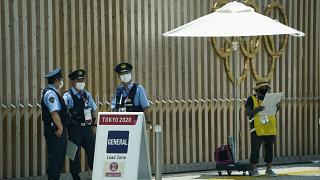 Infektion im Olympischen Dorf: Tokio meldet ersten Corona-Fall