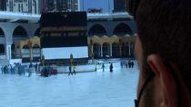 Saudi security forces monitor annual hajj pilgrimage in Mecca
