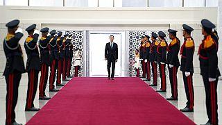 Presidente sírio toma posse para quarto mandato