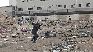 Afrique du Sud : la police vigilante face aux pillards