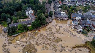 Наводнение в Германии: более 130 погибших