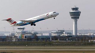 پرواز هواپیمایی اتریش