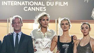 France Cannes 2021 Titane Red Carpet