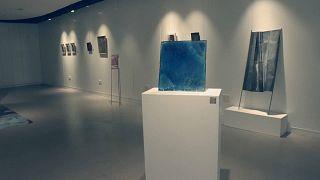 معرض فني عن التلوث في لندن