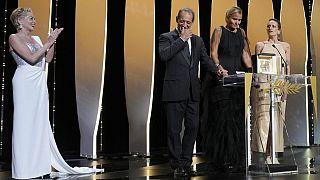Altın Palmiye kazanan Fransız Julia Ducournau