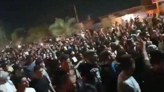 تظاهرات علیه سو مدیریت و بیآبی در استان خوزستان