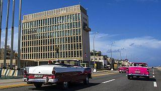 Az USA havannai nagykövetsége