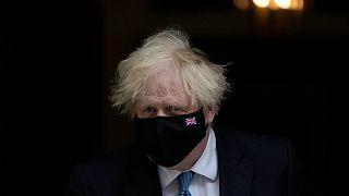 عزل رئيس وزراء بريطانيا بوريس جونسون بعد مخالطته لمصاب بكوفيد