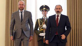 L'Unione europea al fianco dell'Armenia