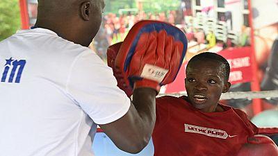 Kenya : à Nairobi, boxer pour sa survie