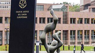 Avrupa Adalet Divanı Lüksemburg'da bulunuyor