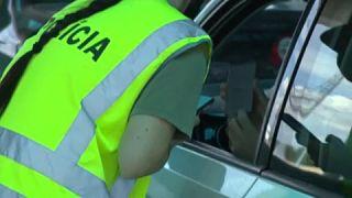 Határellenőrzés a szlovák határon