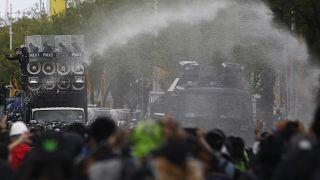 No Comment | Protestas antigubernamentales en Tailandia por la gestión de la COVID-19
