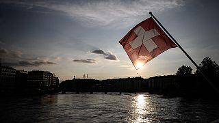 Die Rhône bei Genf - ARCHIVBILD