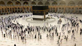 Pèlerinage à La Mecque, Arabie Saoudite, 17 juillet 2021