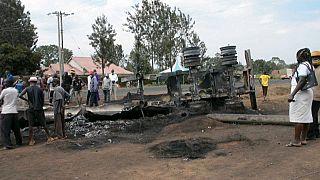 Kenya : au moins 13 morts dans l'explosion d'un camion-citerne