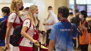 Олимпийцы из России в Токио