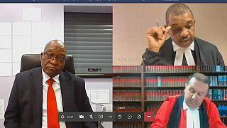 Afrique du Sud : reprise en ligne du procès pour corruption de Jacob Zuma