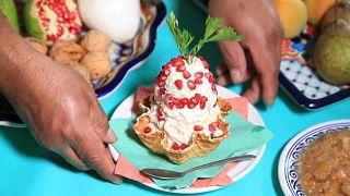 Incorporación del célebre pimiento verde mexicano a nuevos platos.