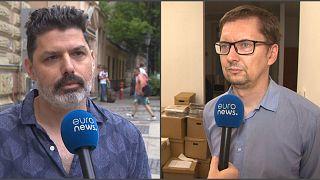 """Jornalistas húngaros espiados pela """"Pegasus"""" estão preocupados"""