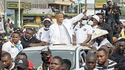 RDC : le parti de Moïse Katumbi dénonce la détention d'un de ses cadres