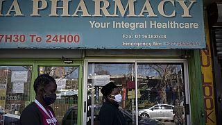 Afrique du Sud : pharmacies pillées, crainte de pénurie de médicaments